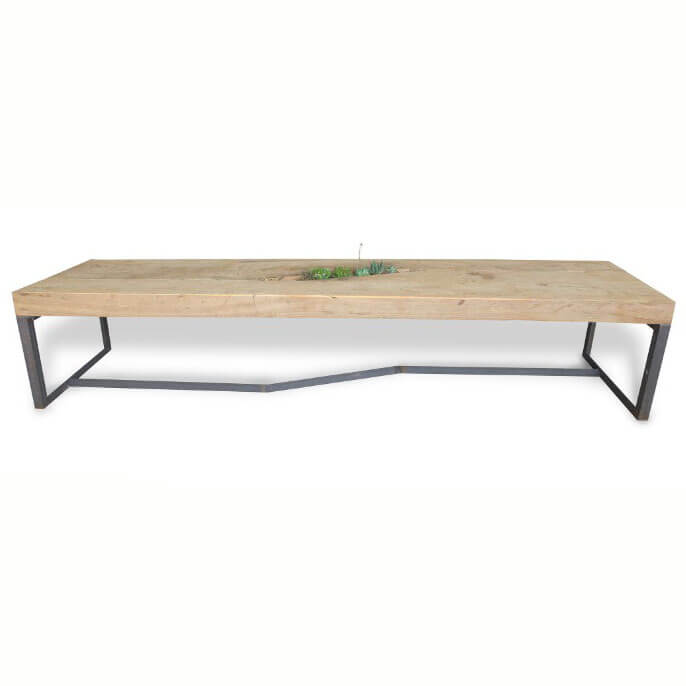 Split Lounge Table